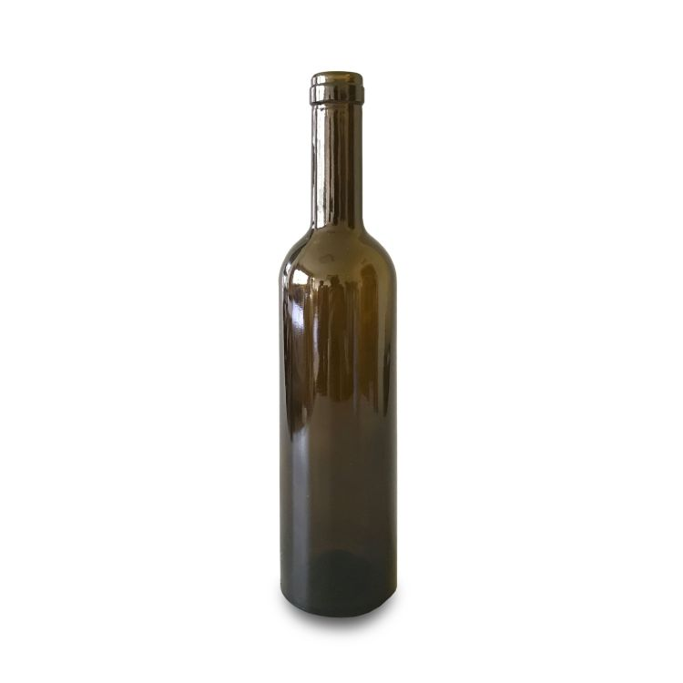 500ml green wine bottles
