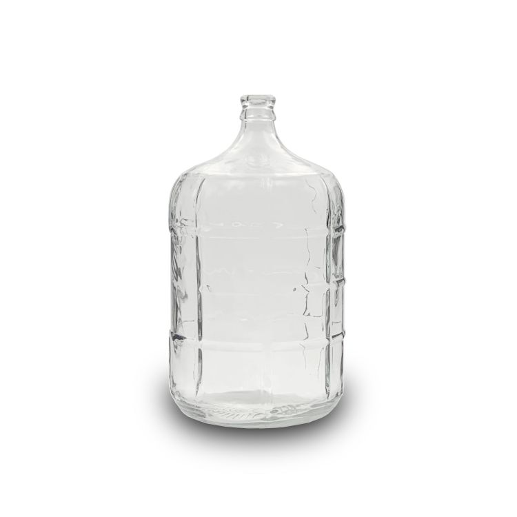 Clear Glass Carboy